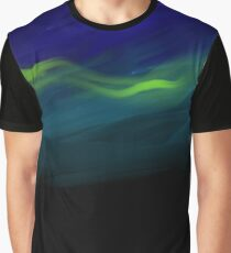 Illuminated Evening Graphic T-Shirt