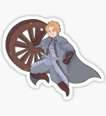 Alfred the Executioner Sticker