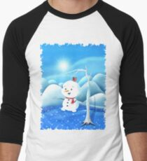 Snowbaby on Sparkling Ice T-Shirt
