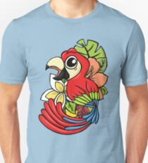 The Powerful Parrot Unisex T-Shirt