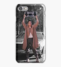 Say Anything - Lloyd Dobler Boombox iPhone Case/Skin