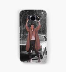 Say Anything - Lloyd Dobler Boombox Samsung Galaxy Case/Skin