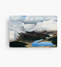 Torridon - after the snowstorm Canvas Print