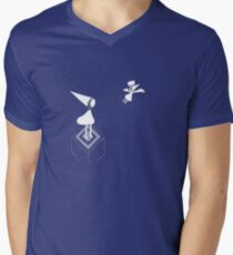 Monument Valley App Men's V-Neck T-Shirt