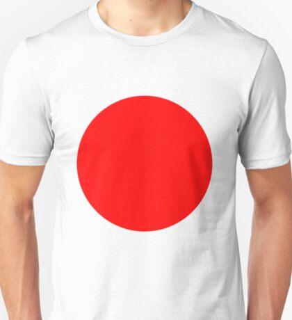 Living Japanese Flag T-Shirt