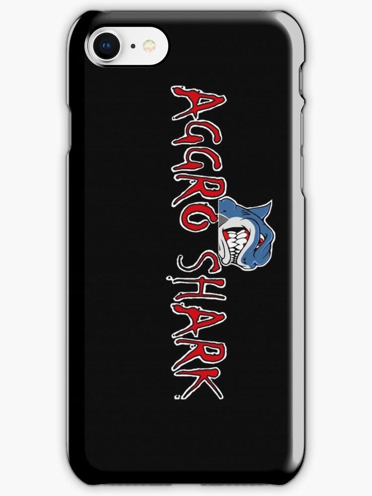 Aggro Shark Logo 2 by AGGRO