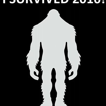 Bigfoot I Survived 2016 by SquatchCentral
