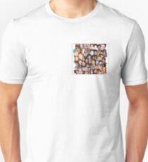 Youtuber Collage Unisex T-Shirt