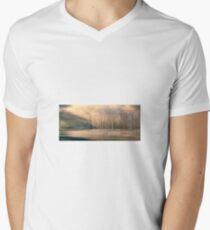 Twilight Time ! Men's V-Neck T-Shirt