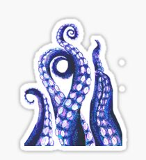 Octopus Tentacles Sticker