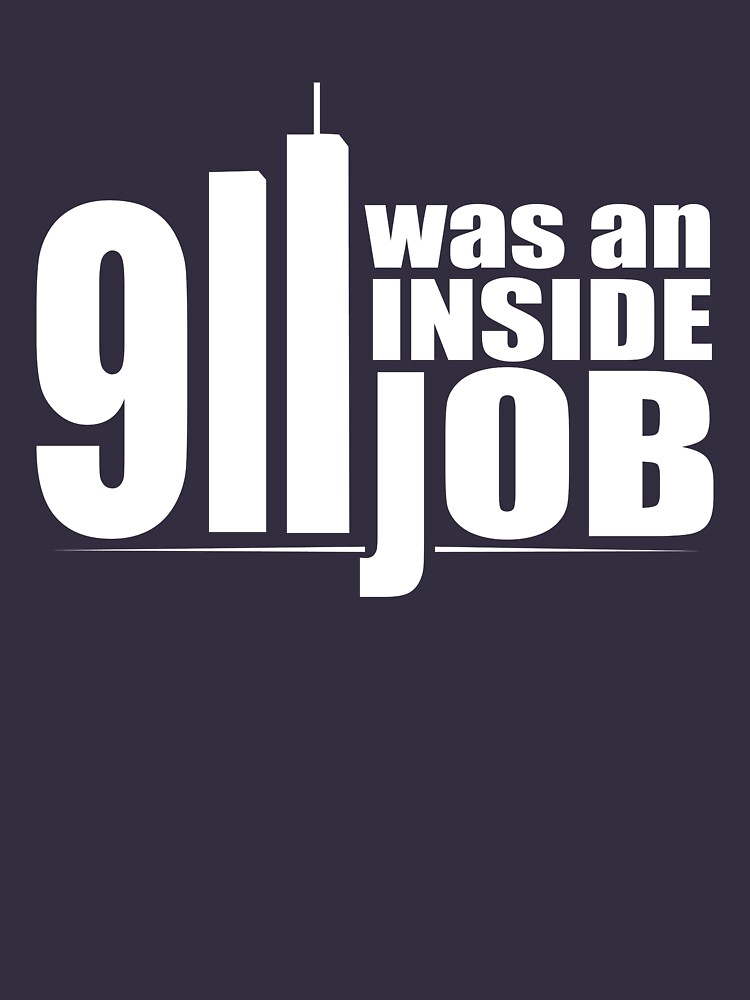 9/11 Was an Inside Job by fearandclothing