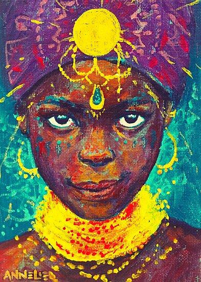 Kibibi by Annelie Solis