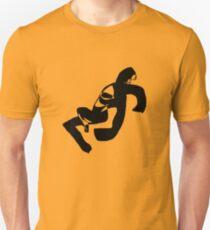 LIMBER-01-BLACK [MUSTARD] T-Shirt