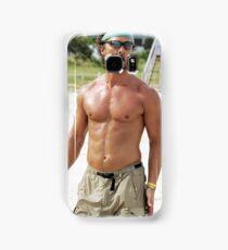 Matthew McConaughey Samsung Galaxy Case/Skin