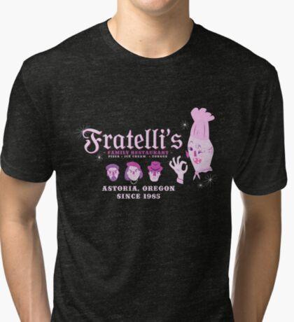 Fratelli's Family Restaurant Tri-blend T-Shirt