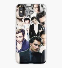 ed westwick collage iPhone Case/Skin