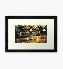 Coors Light Framed Print