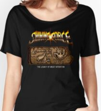 Shining Force (Genesis) Women's Relaxed Fit T-Shirt