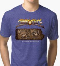 Shining Force (Genesis) Tri-blend T-Shirt
