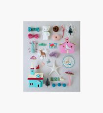 Holiday Miniatures Art Board