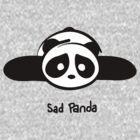 Sad Panda by lucusfocus