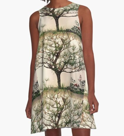 Pointer A-Line Dress