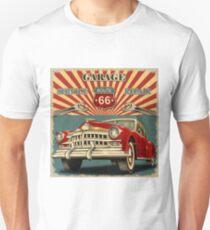 Retro Route 66 Unisex T-Shirt