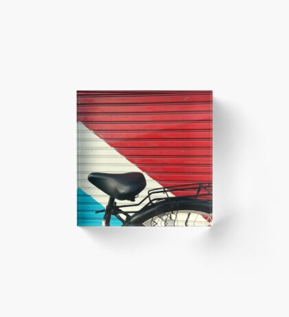 BikeLife Japan Acrylic Block