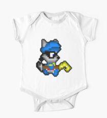 Retro Sly Cooper Kids Clothes