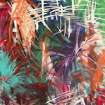 Pond Noise  by joybellejoy