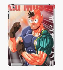 Kid Muscle iPad Case/Skin