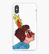 NECK DEEP * LIFE'S NOT OUT TO GET YOU BOY iPhone Case