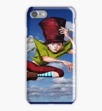 Airmail Graffiti - Coming to a wall near you iPhone Case/Skin