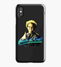Dr Steve brule iPhone Case/Skin
