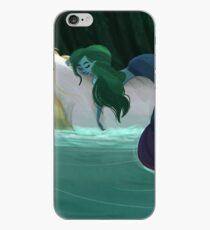 The Mermaid and the Unicorn iPhone Case