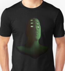 Staring into the abyss T-Shirt