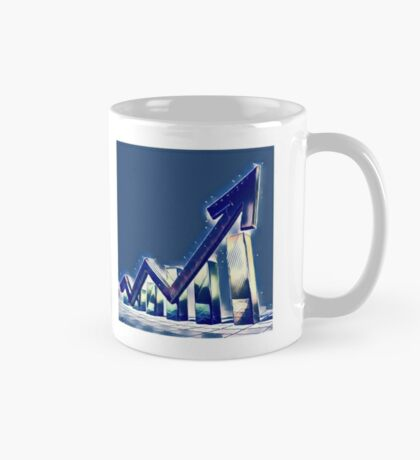 Moving up at night Mug