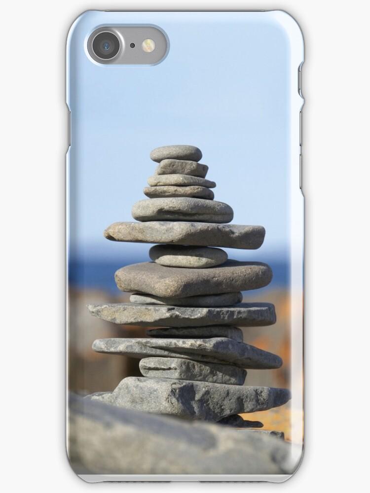 Rock stack by Morag Anderson