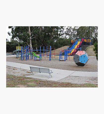 Cooinda Park - Golden Square Victoria Photographic Print