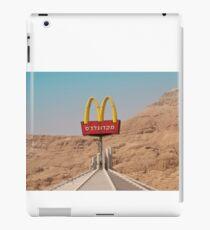 McDonalds-On-Sea iPad Case/Skin