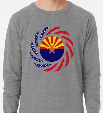 Arizonan Murican Patriot Flag Series Lightweight Sweatshirt