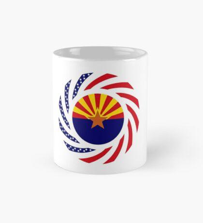 Arizonan Murican Patriot Flag Series Mug