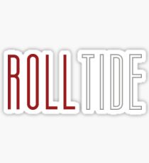 University of Alabama - Roll Tide Sticker