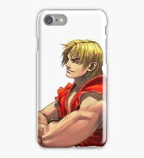 Ken - Street Fighter iPhone Case/Skin