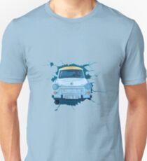 Berlin Wall - Trabant Unisex T-Shirt