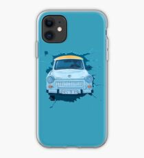 Berlin Wall - Trabant iPhone Case