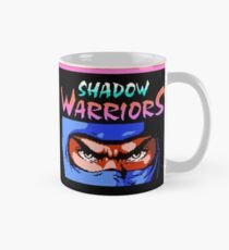 Shadow Warriors (NES) Mug