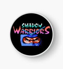 Shadow Warriors (NES) Clock