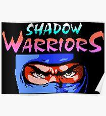 Shadow Warriors (NES) Poster