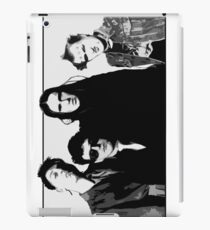 The Young Ones B&W iPad Case/Skin